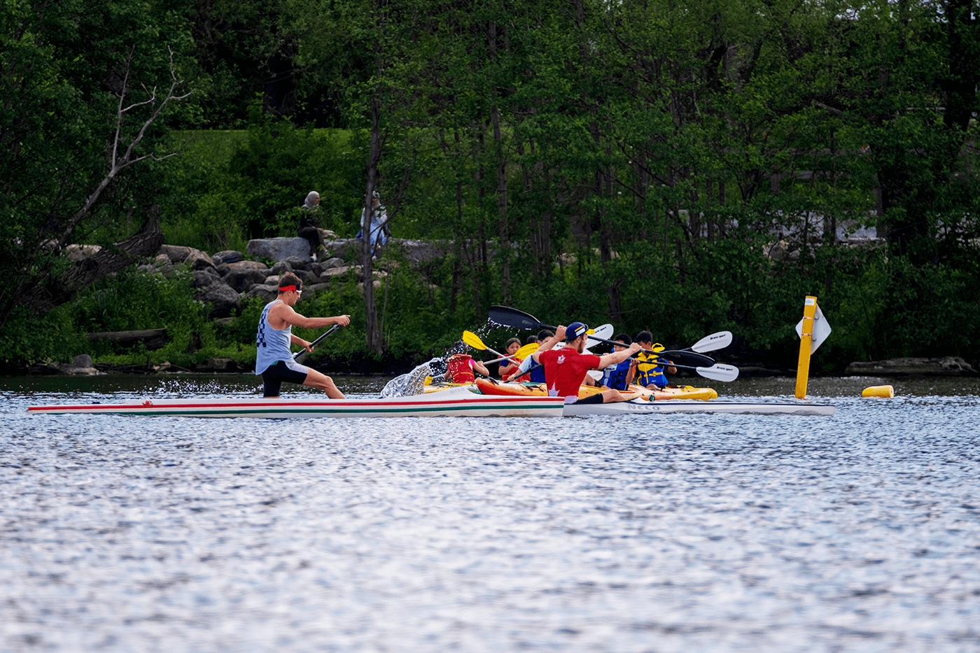 Roland Varga - an Olympic send-off from RHCC 8